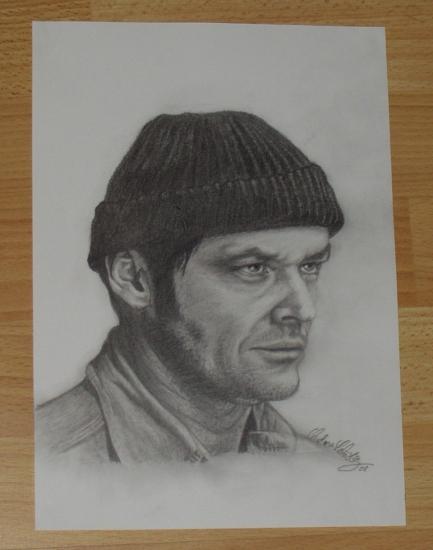 Jack Nicholson by Andii